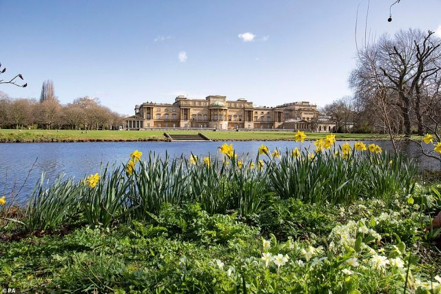 The traditional summer opening of the palace's state rooms and themed exhibition, which normally welcomes thousands, has been cancelled for a second year due to the effects of the pandemic - but you'll now be able to have a picnic in the gardens