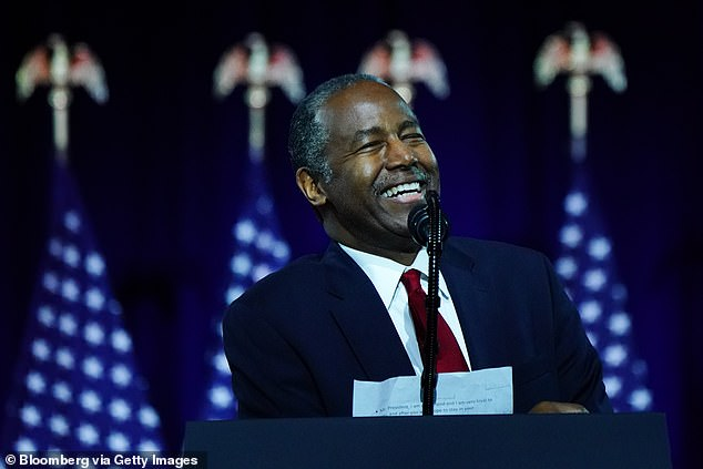 Ben Carson has plans to launch his own version of the Boy Scouts called the Little Patriots