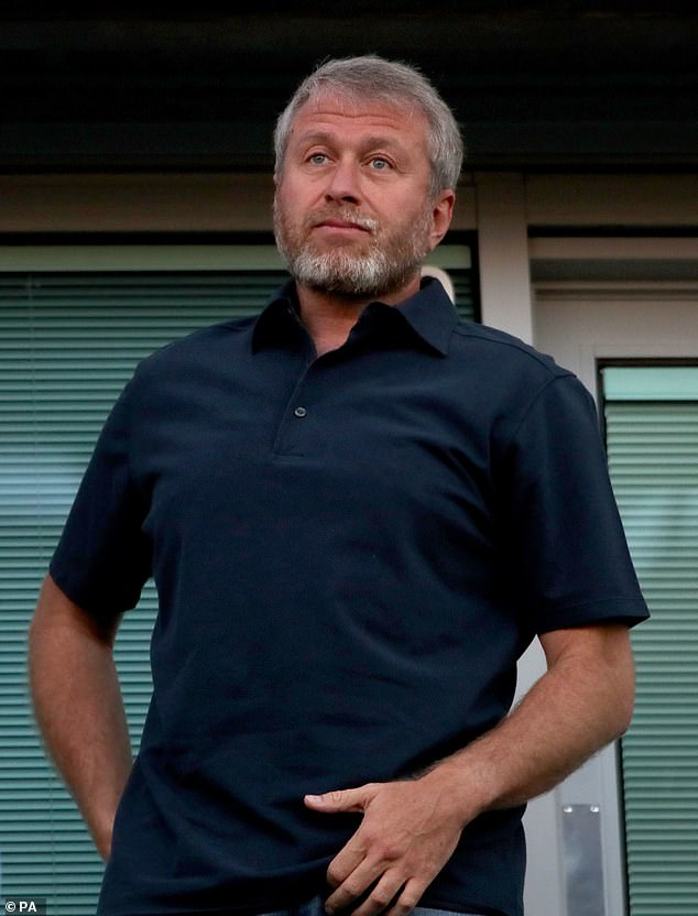 Granovskaia has long been the trusted negotiator of Chelsea owner Roman Abramovich