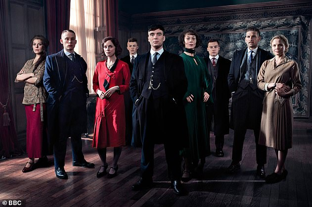 Goodbye:The BBC drama has been running for eight years and has enjoyed huge popularity but the sixth season has been confirmed as the final one