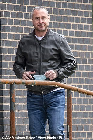Flint pleaded not guilty to the two offences between September 2019 and July 2020 during his appearance at magistrates' court