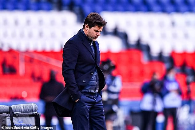 Mbappe would be a monumental loss for PSG boss Mauricio Pochettino as he builds his team