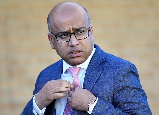 Jobs fears: Sanjeev Gupta employs around 5,000 people in the UK including 3,000 at Liberty Steel