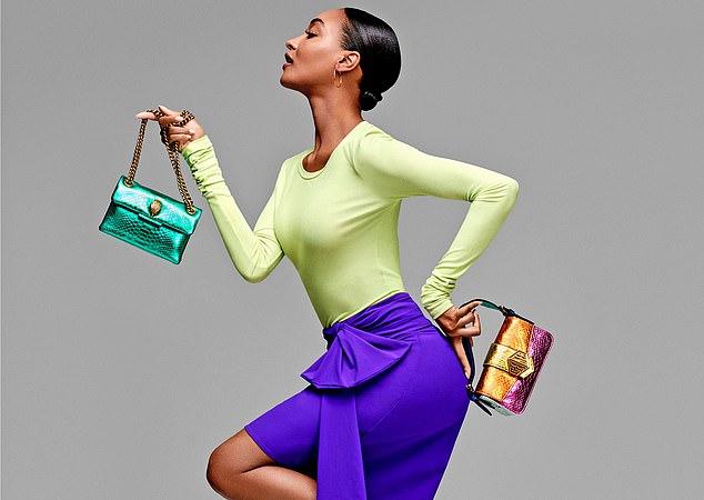 Expansion plan: Designer shoe and handbag brand Kurt Geiger is taking advantage of a collapse in rents