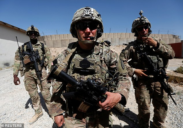 One area the review is exploring are reports that Russia provided 'bounties' for killings of U.S. troops in Afghanistan. Moscow denied the charge