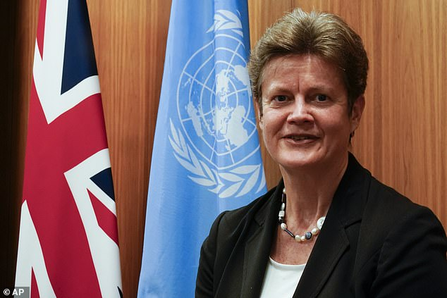 Dame Barbara Woodward, the UK Ambassador to the UN, told the Times the case was referred by her office to the National Crime Agency (NCA) in 2018. However, the NCA reviewed the UN report and consulted the CPS before deciding not to mount a full investigation