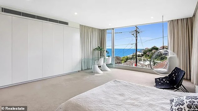 This could all be yours: The five-bedroom, six-bathroom house goes under the hammer on May 8, reports Realestate.com.au