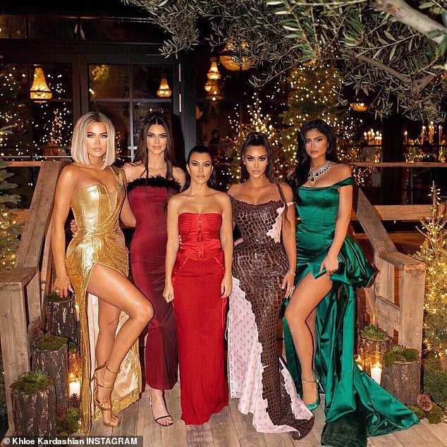 Business is booming: The family has done incredibly well for themselves by way of successful endorsement deals, their various businesses and their career on Keeping Up With The Kardashians.