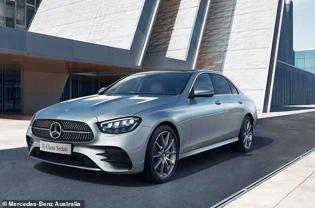 Despite having a starting price of $190,000, the Taycan outsold the Mercedes-Benz E-Class which managed 155 sales despite prices beginning at $97,000