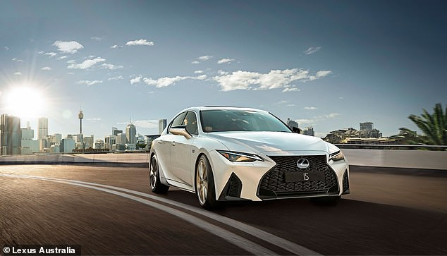 The Taycan even outsold the Lexus IS which had 148 sales despite starting at $61,500