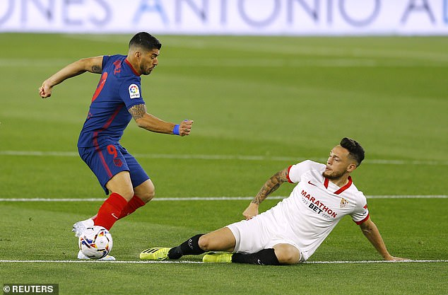 Suarez's absence from the squad could be detrimental to the LaLiga leaders' title hopes