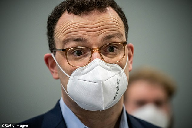German health minister Jens Spahn is thought to have told European health ministers that he will enter preliminary talks with Russia over its Sputnik V vaccine