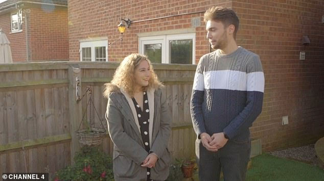 The couple loved the third property, as Phil explained the current occupants had 'created their dream home' but have to leave it to move away for work