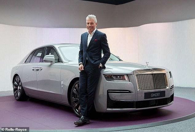 `` Hemos respondido a los desafíos recientes con nuestra audacia habitual '', dijo el jefe de Rolls-Royce Motor Cars, Torsten Müller-Ötvös.