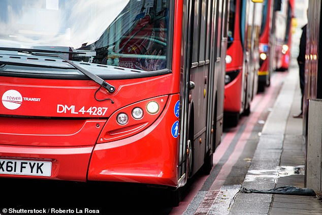 Nitrogen dioxide (NO2) levels increased after the charge was introduced due to people using more buses and black cabs, which were exempt from the charge
