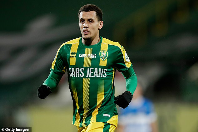 The Manchester United academy graduate is without a club after leaving ADO Den Haag