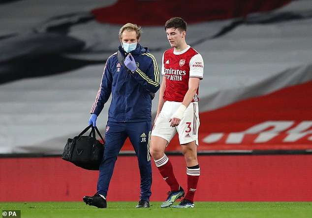 The 23-year-old has suffered another injury set-back and could miss the rest of the season