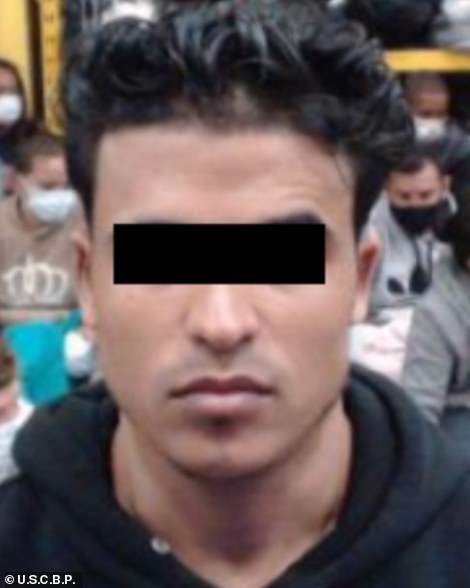 A 26-year-old man from Yemen, who is on the FBI's terrorism suspect and on a 'no-fly' list, was intercepted by CBP agents assigned to the El Centro Station in Calexico, California, on March 30 after he tried to illegally enter the United States from Mexico
