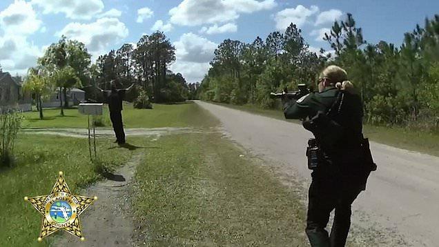 Florida Sheriff deputies arrest man for threatening to kill girlfriend