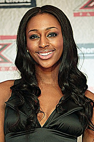 Alexandra's big breakthrough came on X Factor in 2008, and her debut single, Hallelujah, sold 105,000 copies in a day.
