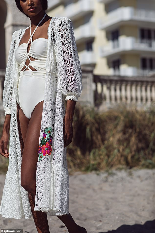 Perfect for the bride saying 'I do' oceanside, the offerings are inspired by designer Patricia Bonaldi¿s Brazilian roots and dedication to craftsmanship.