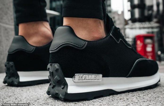Los zapatos y la ropa de Mallet London son usados por celebridades y ahora están disponibles en más de 150 tiendas en todo el mundo.