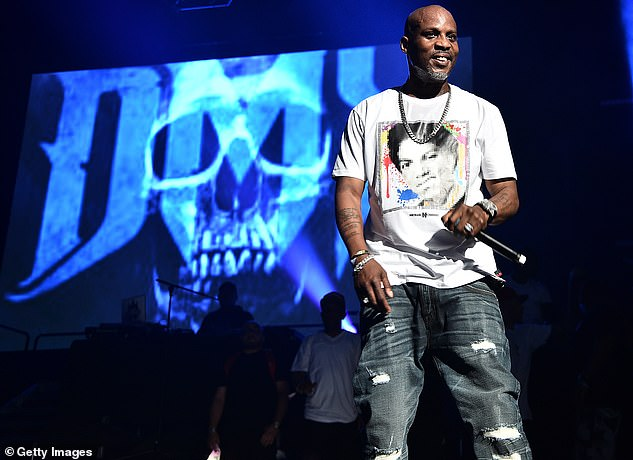 DMX performs at Masters Of Ceremony 2019 at Barclays Center on June 28, 2019 in New York City