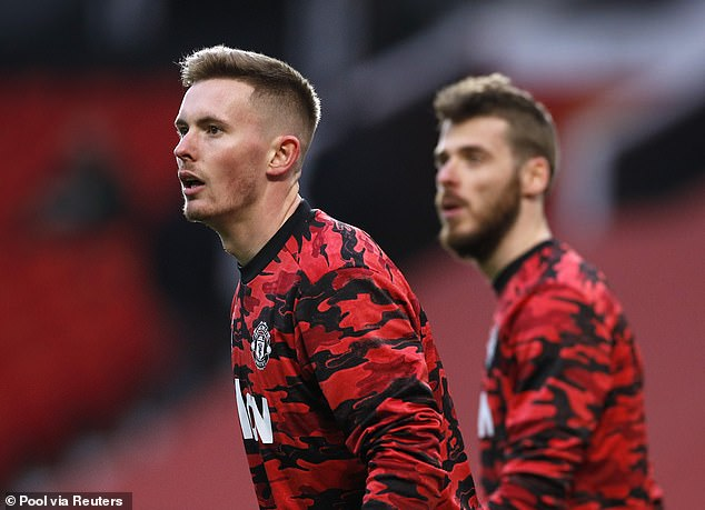 Scholes feels Henderson still has to prove himself to Ole Gunnar Solskjaer for the long-term
