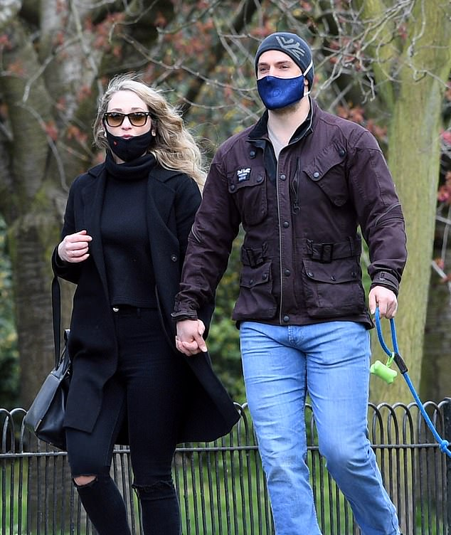 Relationship:The identity of Henry Cavill's girlfriend has been revealed after the actor was seen making a public appearance with a mystery woman on Wednesday
