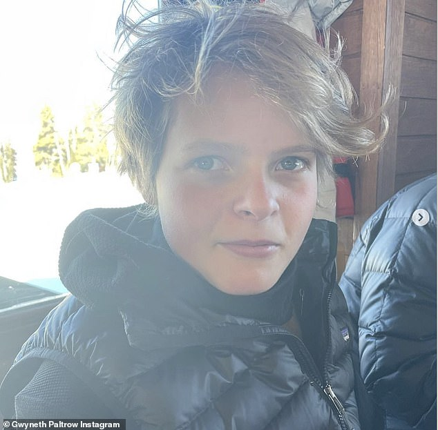 'I love you so much, you can't understand it': Gwyneth Paltrow wished her 'little shredder' a happy 15th birthday her son Moses Martin