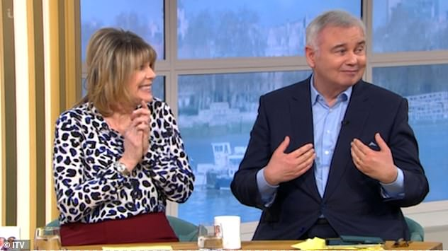 'Tough week':The presenter admitted he had been 'in tears' over the news after a 'tough' week, he said: 'There's something I want to talk to you about today, it's been a tough year for so many people and there's not much good news around.'