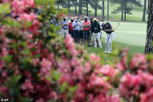 Thursday's first round at Augusta is done and day one at the 2021 Masters saw plenty of action
