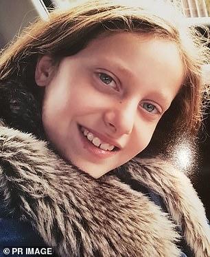 Veronique Sakr, 11
