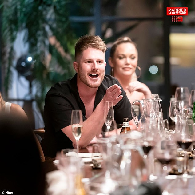 Just a bad edit?Radio hosts Amanda Keller and Brendan 'Jonesy' Jones have exposed 'the real Bryce Ruthven' after he emerged as Married At First Sight's arch villain this season
