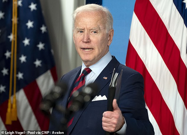 Biden has come under fire for reversing tough Trump-era immigration policies, which his administration admits has fueled the rise in border crossings since he took office