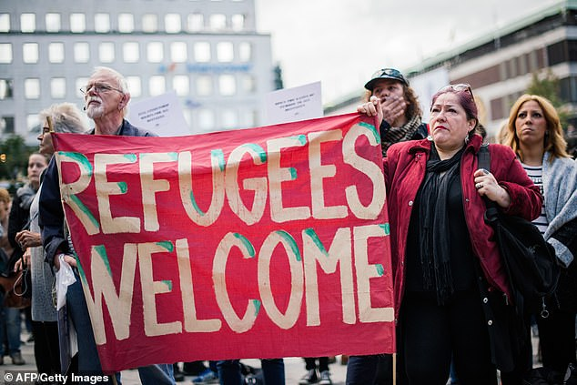Sweden's approach to immigration has divided opinion in the country and led to a rise in the far-right and the resurgence of the former white nationalist group Sweden Democrats, now the third biggest party in government