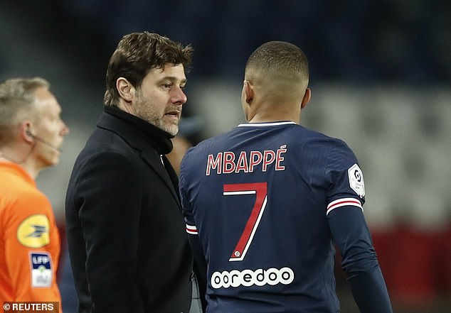 Mbappe's future at PSG is uncertain, but his respect for Mauricio Pochettino could sway him