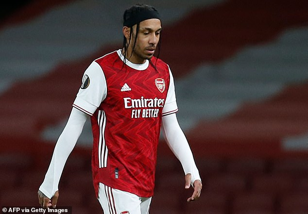 Time is running out for Pierre-Emerick Aubameyang to show he should be Arsenal's main man