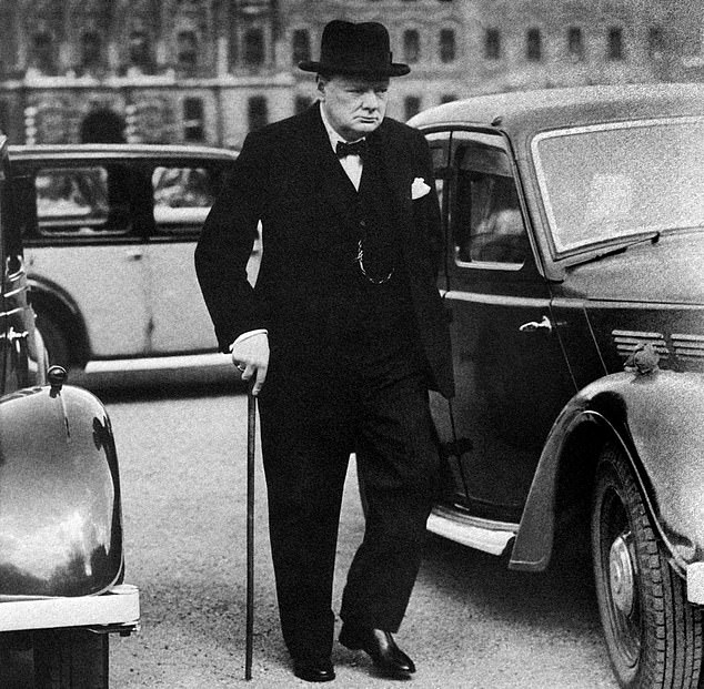 Churchill needed to use the June 1940 speech to convince sceptical members of his cabinet, as well as ordinary Britons, that the country could carry on fighting despite its perilous position
