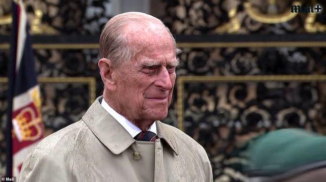 Philip spent 65 years supporting the queen, retiring from his public role in 2017 and staying largely out of the view since.