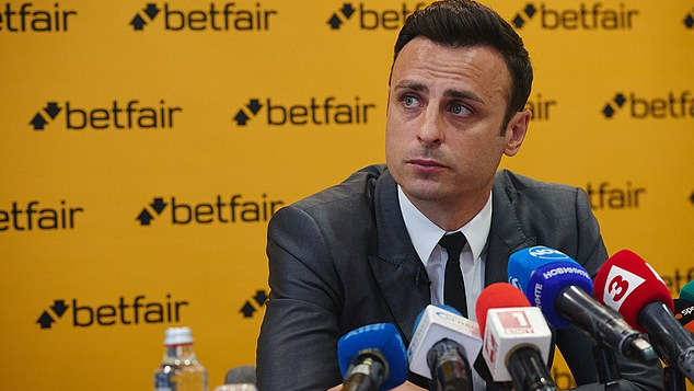 Berbatov lauded the experience the 23-year-old England star has gained already at his age