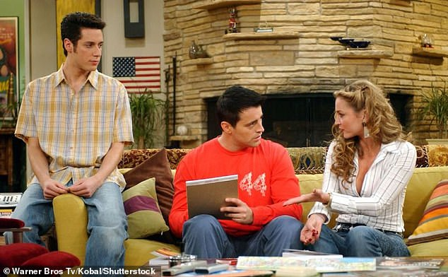 New show:Joey saw Matt Le Blanc's character Joey Tribbiani move to LA to continue his acting career. Stage 24 was re-dressed with a new set - that of Joey's sister Gina Tribbiani's Los Angeles house. Joey lasted only two seasons before it was cancelled