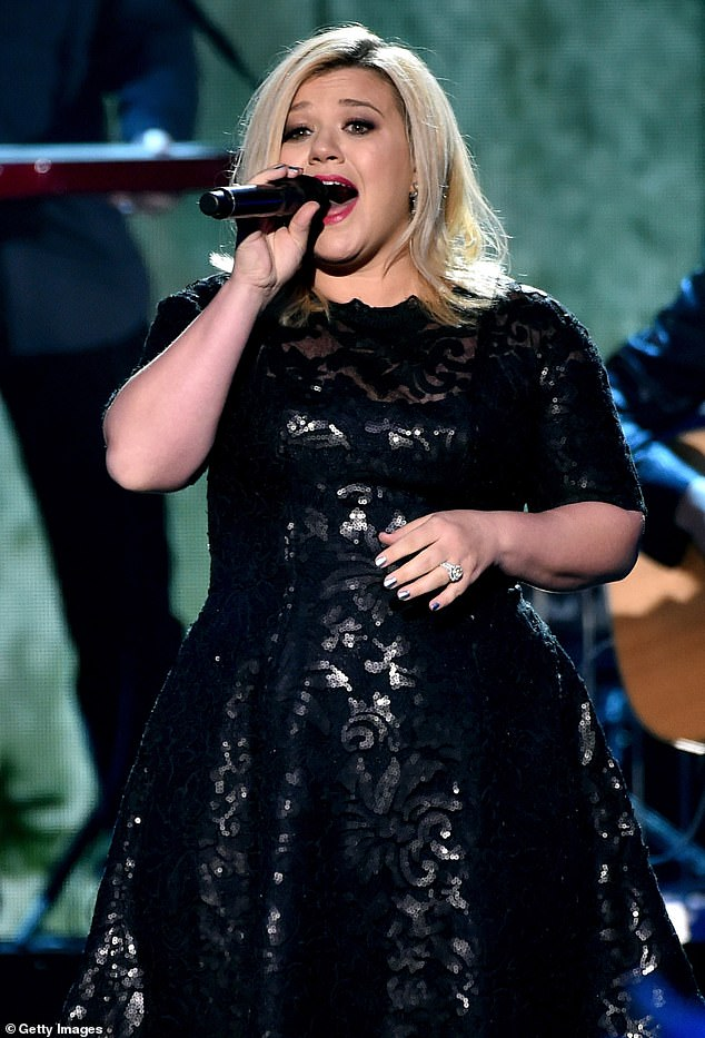 Using what she had: The singer noticed that she had eaten something that had upset her stomach before the performance, which prompted her to use what was around as a toilet;  we see her playing in 2014