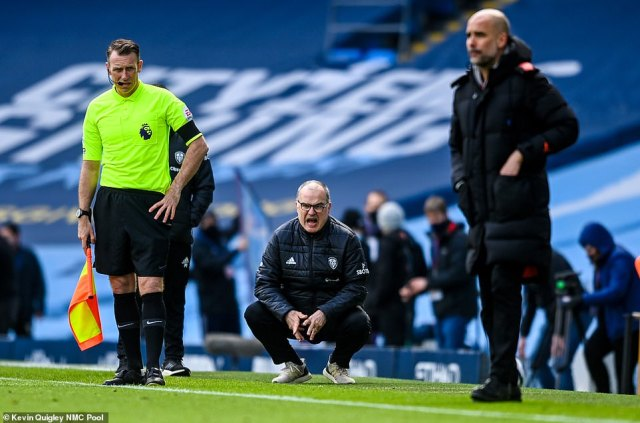 It was a case of master getting one over apprentice as Bielsa secured a monumental victory over his former student