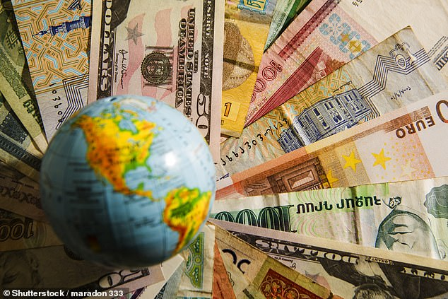 International Currency Exchangehas more than 350 outlets, many in airports across the world