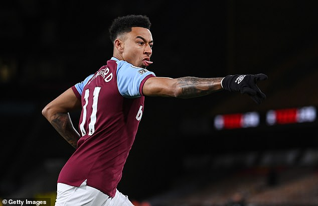 Lingard has impressed on loan at the Hammers and the club are reportedly keen to make the deal permanent