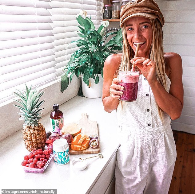 The nutritionist previously explained how it's far easier to eat healthily when both your fridge and pantry are well-organised, as you know what you have to make delicious meals and you aren't as tempted to order takeaway or unhealthy food