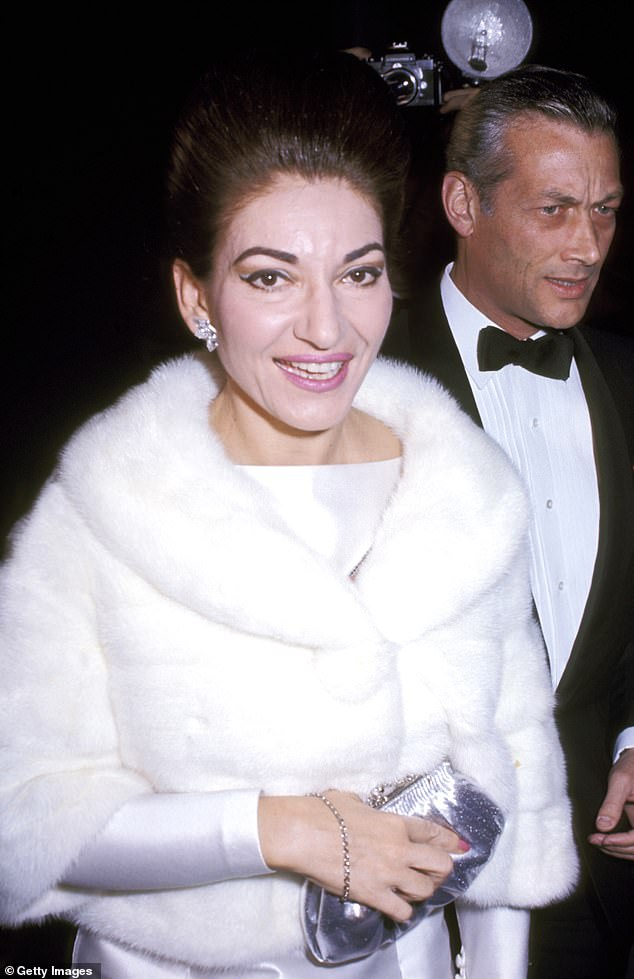 Maria Callas wasblackmailed by her mother, swindled by her husband and drugged by her lover, unpublished letters have revealed in a new book by historian Lyndsy Spence