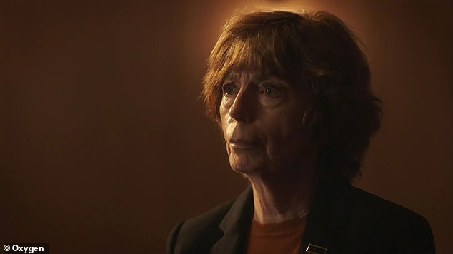 Karen Fraser appeared in a new documentary on Oxygen (pictured) and described her horror to learn that McArthur had buried seven of his victims in his backyard.