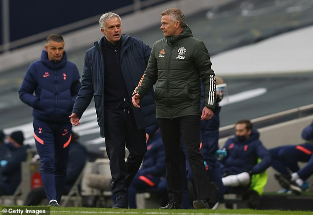 Jose Mourinho and Ole Gunnar Solskjaer have been involved in an extraordinary war of words